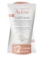 Avène Eau Thermale Cold Cream Duo Crème Mains 2x50ml à BRUGES
