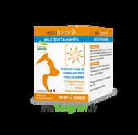 Vetoform Complément Alimentaire Multivitaminé Chien Et Chat Pot 100g à BRUGES
