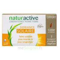 Naturactive Doriance Solaire 2x30 Capsules + 1 Collier Offert à BRUGES