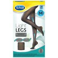 Scholl Light Legs™ Collants 20D Noir XL à BRUGES