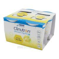 Clinutren Dessert 2.0 Kcal Nutriment Vanille 4cups/200g à BRUGES