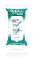 Saugella Antiseptique Lingette Hygiène Intime Paquet/15 à BRUGES