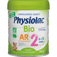 Physiolac Bio Ar 2 à BRUGES