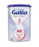 Gallia Bebe Expert Ar 2 Lait En Poudre B/800g à BRUGES