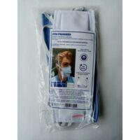 Masque De Protection En Tissu Réutilisable B/2 à BRUGES