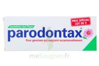 Parodontax Dentifrice Gel Fluor 75ml X2 à BRUGES
