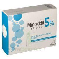 Minoxidil Bailleul 5 % Solution Pour Application Cutanée 3 Fl/60ml à BRUGES