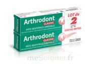 Pierre Fabre Oral Care Arthrodont Dentifrice Classic Lot De 2 75ml à BRUGES