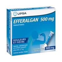 Efferalgan 500 Mg Glé En Sachet Sach/16 à BRUGES