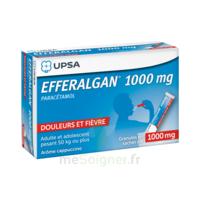 Efferalgan 1g Cappuccino Granules 8 Sachets à BRUGES