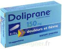Doliprane 150 Mg Suppositoires 2plq/5 (10) à BRUGES