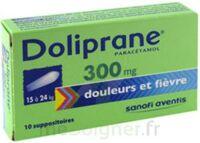 Doliprane 300 Mg Suppositoires 2plq/5 (10) à BRUGES