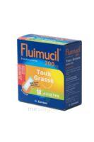 Fluimucil Expectorant Acetylcysteine 200 Mg Adultes Sans Sucre, Granulés Pour Solution Buvable En Sachet édulcorés à L'aspartam Et Au Sorbitol à BRUGES