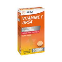 Vitamine C Upsa 500 Mg Fruit Exotique, Comprimé à Croquer à BRUGES