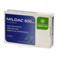 Mildac 600 Mg, Comprimé Enrobé à BRUGES