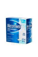 Nicotinell Menthe Fraicheur 2 Mg Sans Sucre, Gomme à Mâcher Médicamenteuse Plq/204 à BRUGES