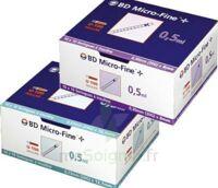 BD MICRO - FINE +, 0,3 mm x 8 mm, bt 100 à BRUGES