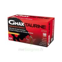 Gmax-taurine+ Solution Buvable 30 Ampoules/2ml à BRUGES