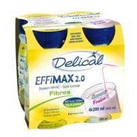 DELICAL EFFIMAX 2.0 FIBRES, 200 ml x 4 à BRUGES