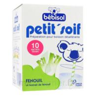 Bébisol Petit'Soif Fenouil x10 à BRUGES
