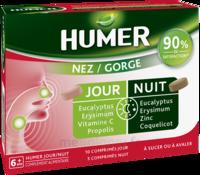 Humer Nez/gorge Jour&nuit 15 Comprimés à BRUGES