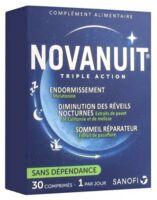 Novanuit Triple Action Comprimés B/30 à BRUGES