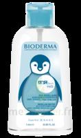 Abcderm H2o Solution Sans Rinçage Nettoyante Bébé Fl Pompe/1l à BRUGES