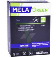 Synactifs Melagreen  Bio Gélules B/15 à BRUGES
