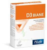 Pileje D3 Biane Capsules 200 Ui - Vitamine D 30 Capsules à BRUGES