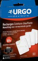 Urgo Recharges Ceinture Chauffante X4 à BRUGES