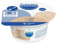 Fresubin 2kcal Creme Sans Lactose Nutriment PralinÉ 4pots/200g à BRUGES