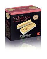 Protifast Barres Crousti Vannille à BRUGES