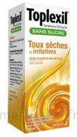Toplexil 0,33 Mg/ml Sans Sucre Solution Buvable 150ml à BRUGES