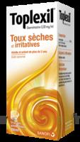 Toplexil 0,33 Mg/ml, Sirop 150ml à BRUGES