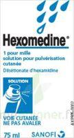 Hexomedine 1 Pour Mille, Solution Pour Pulvérisation Cutanée En Flacon Pressurisé à BRUGES