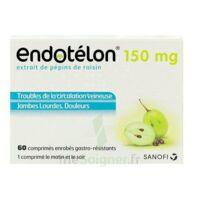 Endotelon 150 Mg, Comprimé Enrobé Gastro-résistant à BRUGES