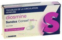 Diosmine Sandoz Conseil 600 Mg, Comprimé Pelliculé à BRUGES