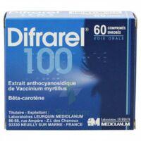 Difrarel 100 Mg, Comprimé Enrobé 6plq/10 à BRUGES