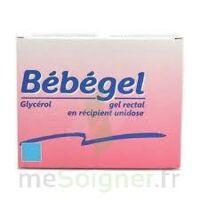 Bebegel, Gel Rectal En Récipient Unidose à BRUGES