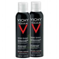 VICHY mousse à raser peau sensible LOT à BRUGES