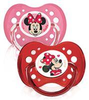 Dodie Disney sucettes silicone +18 mois Minnie Duo à BRUGES