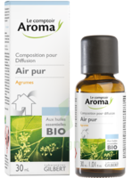 AIR PUR Composition pour diffusion agrumes à BRUGES