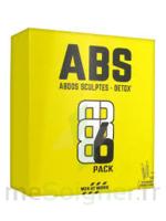 Abs Abdos Sculptes Detox 6 Pack 10 Unicadoses à BRUGES