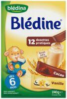 Blédine Vanille/Cacao 12 dosettes de 20g à BRUGES