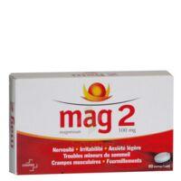 Mag 2 100 Mg, Comprimé  B/120 à BRUGES