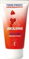 Akileïne Crème réchauffement pieds froids 75ml à BRUGES