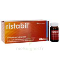 Ristabil Anti-fatigue Reconstituant Naturel B/10 à BRUGES