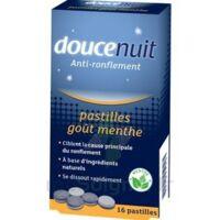 DOUCENUIT ANTIRONFLEMENT PASTILLES à la menthe, bt 16 à BRUGES