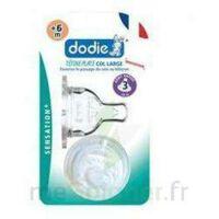 Dodie Sensation+ Tétine Plate Débit 2 Silicone 0-6mois à BRUGES