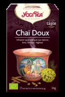 Yogi Tea Tisane AyurvÉdique ChaÏ Doux Bio 17sach/2g à BRUGES